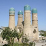Bukhara. La ciudad de la proporción.