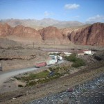 Paso fronterizo de Irkehstán.
