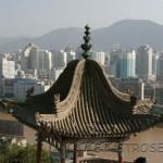 Lanzhou. Contaminación y tradición.