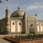Kashgar.La cultura uigur.