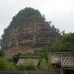 Thianxhui.Grutas budistas de Maijishan