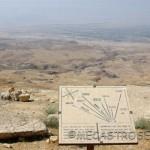 Mar Muerto y Valle del Jordán