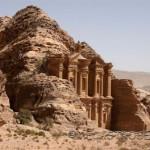 Petra. La ciudad de los nabateos.