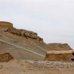 Las torres del silencio del Zoroastrismo