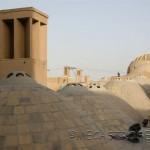 Yazd. La ciudad de las torres de ventilación.