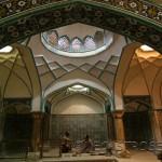 Kermán. Un bazar lleno de tesoros.