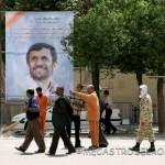 Campaña electoral en Irán