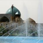 Isfahan. La mitad del mundo.