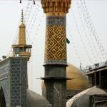 Mashhad. La ciudad santa.