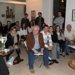 Blog Experience. Javier Reverte y los bloggers de viajes