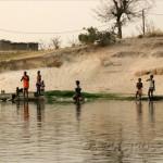 Rundu.La tranquilidad africana.