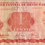 Lempiras de Honduras