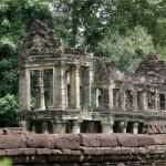 Preah Khan.El templo de la espada.