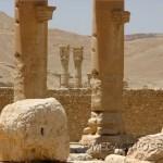 Palmyra. La ciudad de los dátiles.
