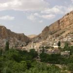 Maaloula. La ciudad del arameo.