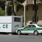 Coche de Policía de Irán
