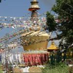 Pharping. Budismo e hinduismo.