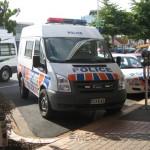 Coches de Policía de Nueva Zelanda