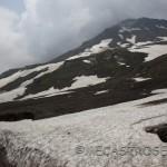 Ruta de Manali a Keylong. Rothang pass (3.998 m)
