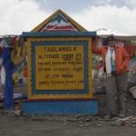 Taglangla (5.328 m). Segundo paso de montaña mas alto del mundo.