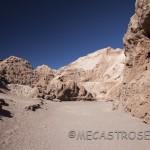 Desierto de Atacama.Valle de la Luna