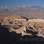 Desierto de Atacama.Valle de la Muerte