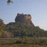 Sigiriya.La roca del león
