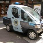 Coches de Policía de Argentina
