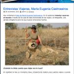 Entrevista en porviajeros.com