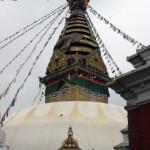 La estupa de Swayambhunat