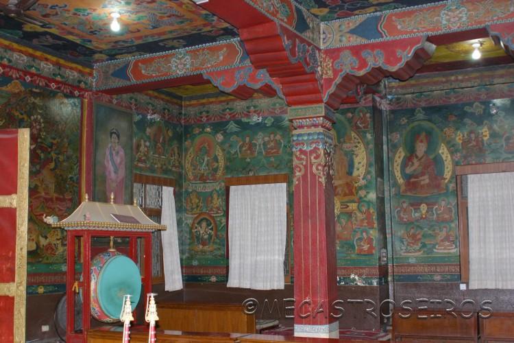 Stupa budista de Bodnath.