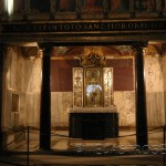 La Scala Santa y el Sancta Sanctorum