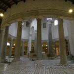 Iglesia de San Estefano Rotondo. La primera iglesia circular de Roma.