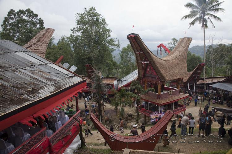 Funerales Toraja en Sulawesi