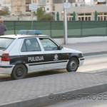 Coches de Policía de Malta