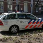 Coche de Policía de Holanda