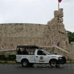 Coche de Policía de México