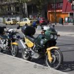 Motos de Policía de Grecia