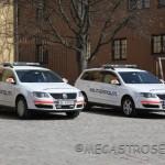 Coches de Policía de Noruega