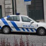 Coches de Polícia de Portugal