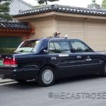 Taxi de Japón