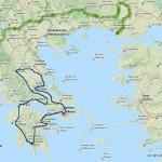Grecia. Recorrido por el Peloponeso y Meteora. (10 días).