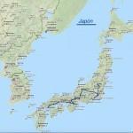 Japón. Itinerario.