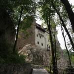 El Castillo de Bran o Castillo de Drácula
