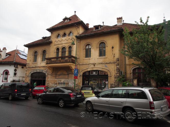 Strada Tîmpei, Bra?ov, Romania