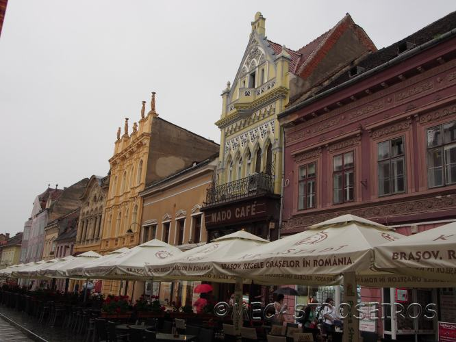 Strada Republicii, Bra?ov, Romania