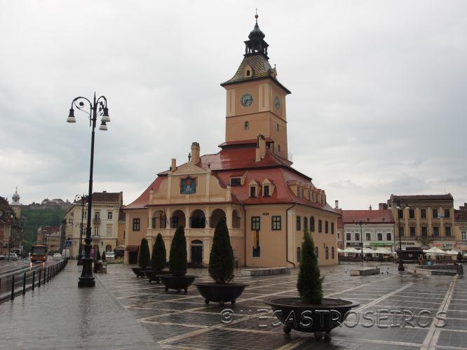 Bulevardul Eroilor, Bra?ov, Romania