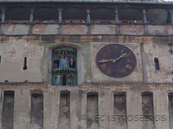Pia?a Muzeului, Sighi?oara, Romania