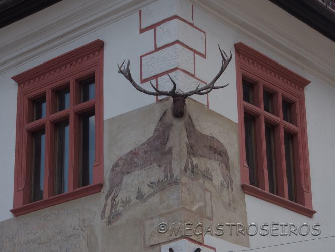 Bastionului, Sighi?oara, Romania