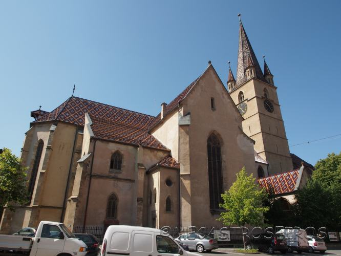 Pia?a Huet, Sibiu, Romania